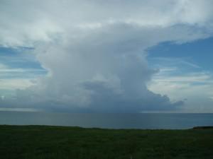 Nube convectiva