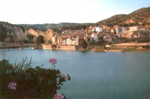 Embalse de Sitjar. Ribesalbes (Castellón)