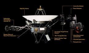 Voyager1. Fuente: NASA